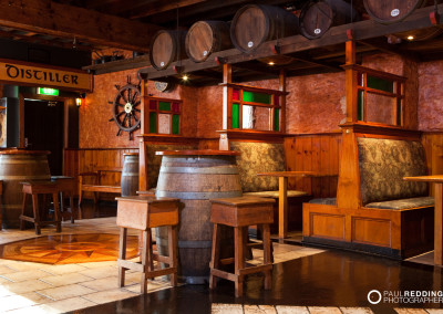 Irish Murphy's - interior architecture photographer Paul Redding