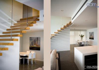 ADM Architects by interior Architecture photographer Paul Redding