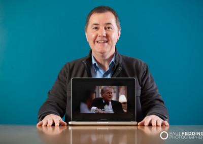 Head shot and Corporate portrait photographer - Corporate Portrait Photography - Paul Redding Photographer Hobart Tasmania